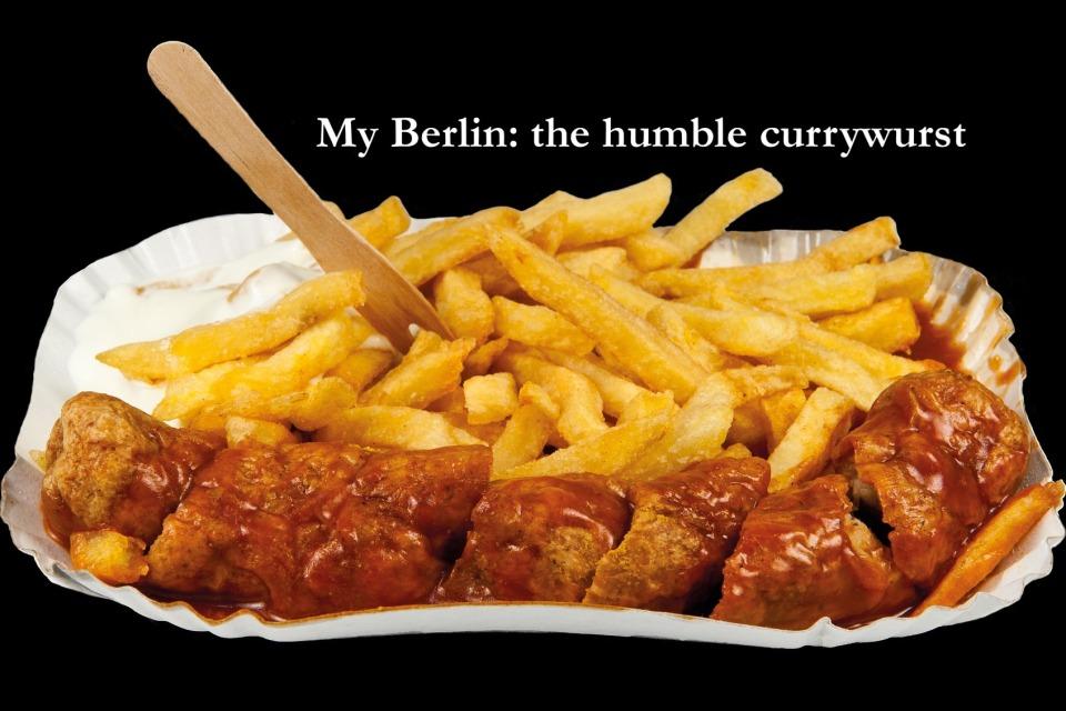 Currywurst, noxoss, Bernd Petrikat, Pixabay