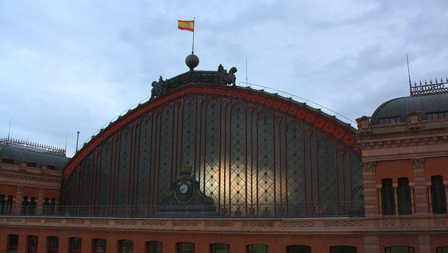 Estación Atocha, Atocha, Madrid, Spain, España, fotoeins.com