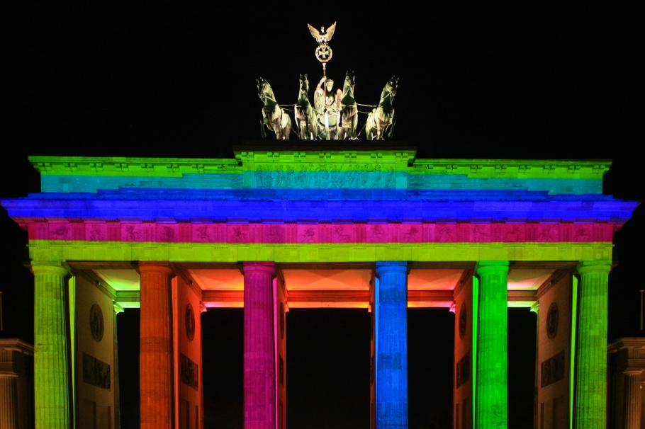Festival of Lights, Brandenburger Tor, Berlin, Germany, fotoeins.com