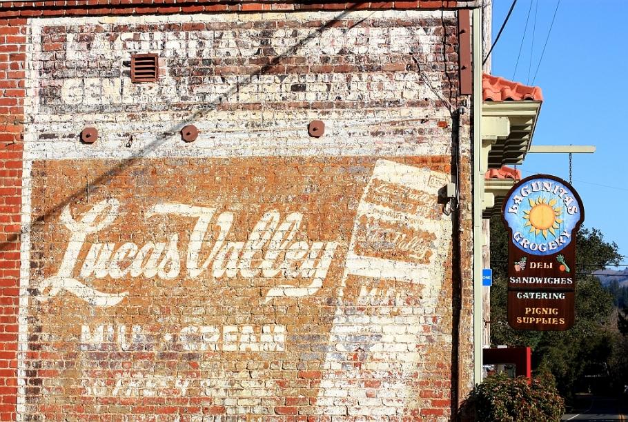 Lagunitas Groceries and Deli, Lagunitas