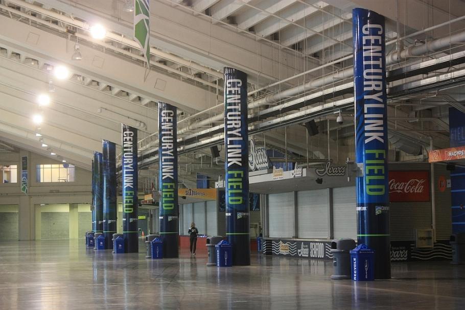 My Seattle Inside Centurylink Field