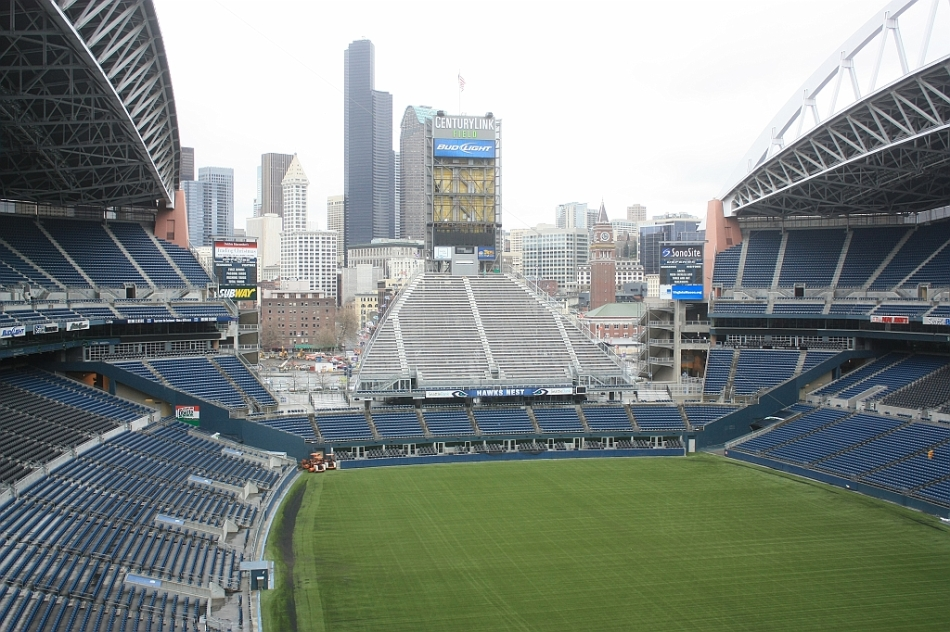 Hawks Nest, Seahawks, CenturyLink Field, Seattle