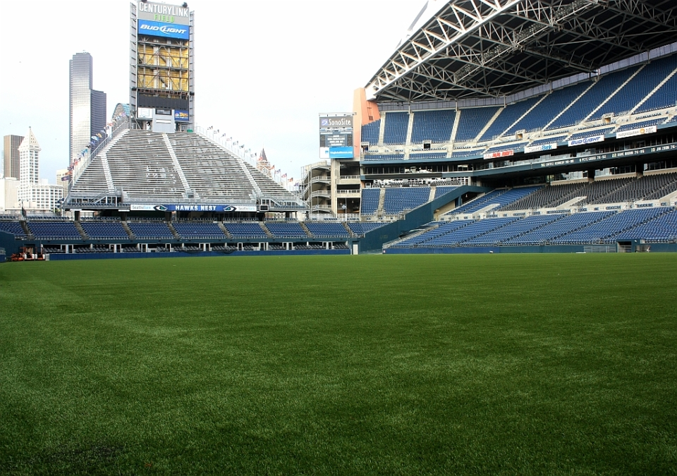Field Club, CenturyLink Field, Seahawks, Sounders, Seattle