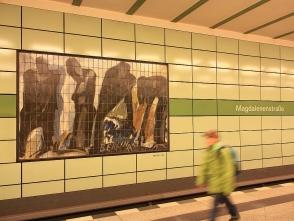 U Magdalenenstrasse, Berlin, Germany, fotoeins.com
