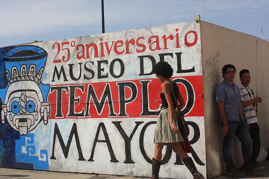Templo Mayor, Ciudad de Mexico, Mexico City, Distrito Federal, D.F., Mexico, fotoeins.com