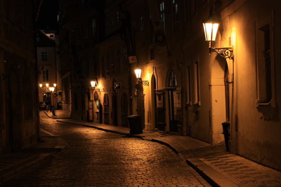 Mala Strana (Little Quarter), Prague, Czech Republic