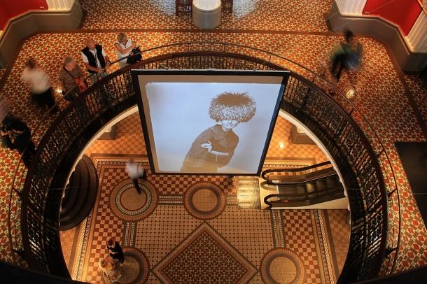 Benini archive, Queen Victoria Building, QVB, Sydney, Australia