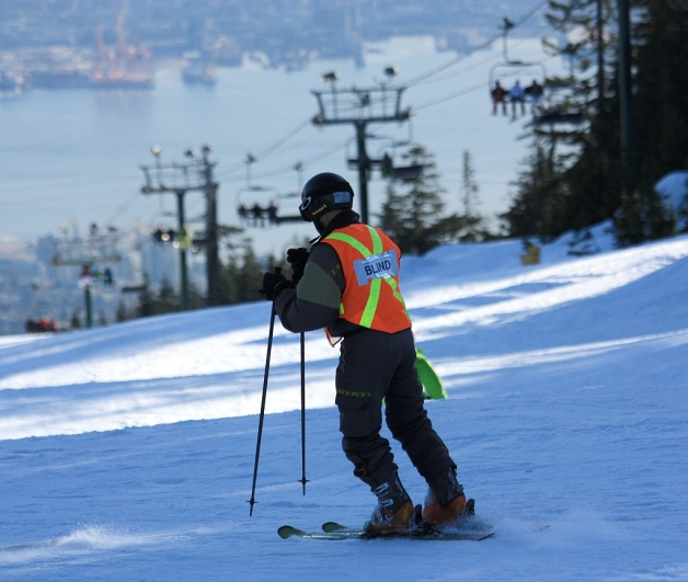 Grouse Mountain, North Vancouver, BC, Canada