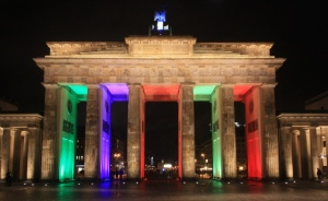 Festival of Lights, Brandenburg Gate