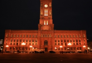 Rotes Rathaus - Red City Hall