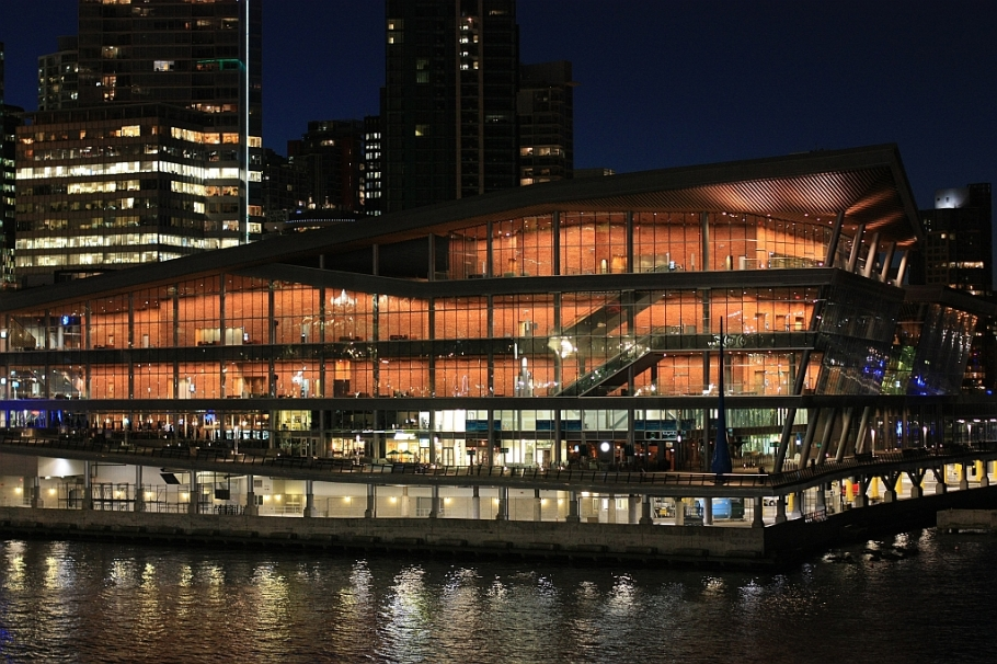 Vancouver Convention Centre, Canada Place, Vancouver, BC, Canada