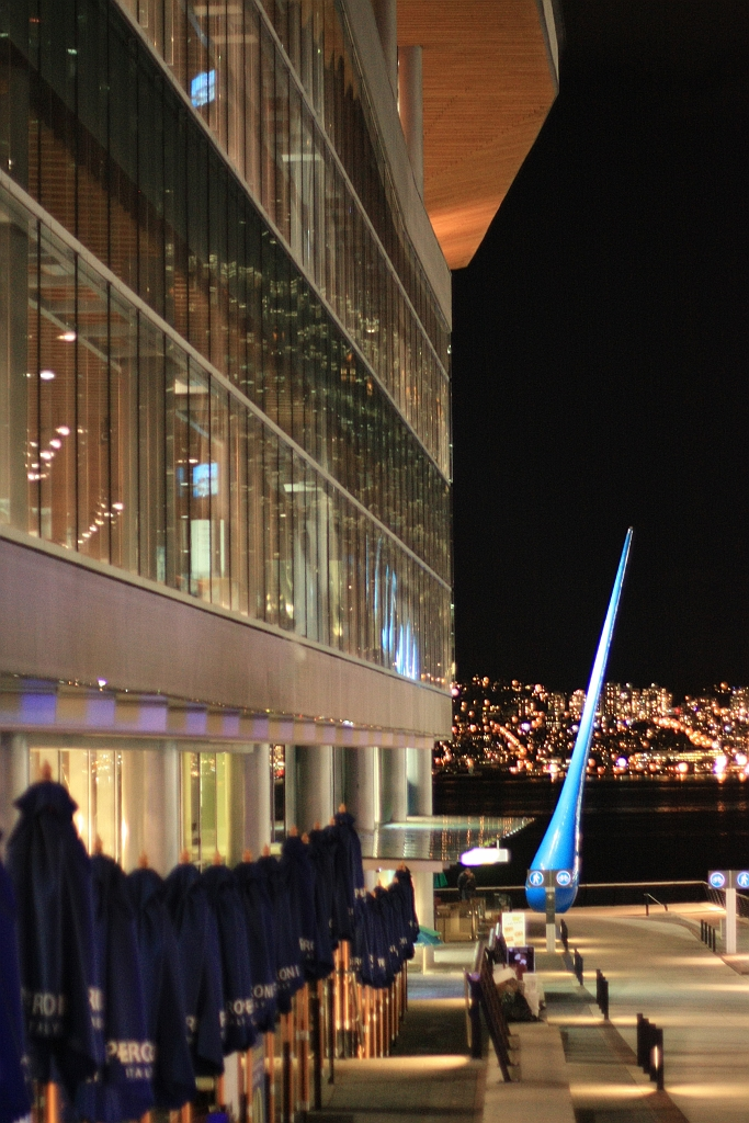 The Drop, Inges Idee, Vancouver Convention Centre, Vancouver, BC, Canada