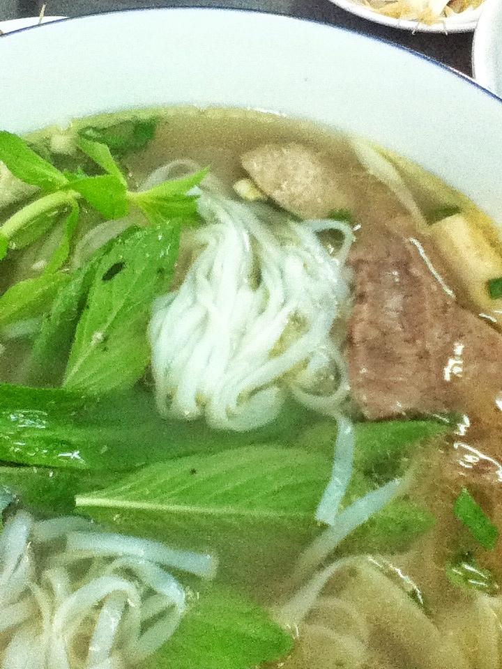 pho, beef pho, Pho Thai Son, Saigon, Ho Chi Minh City, Vietnam