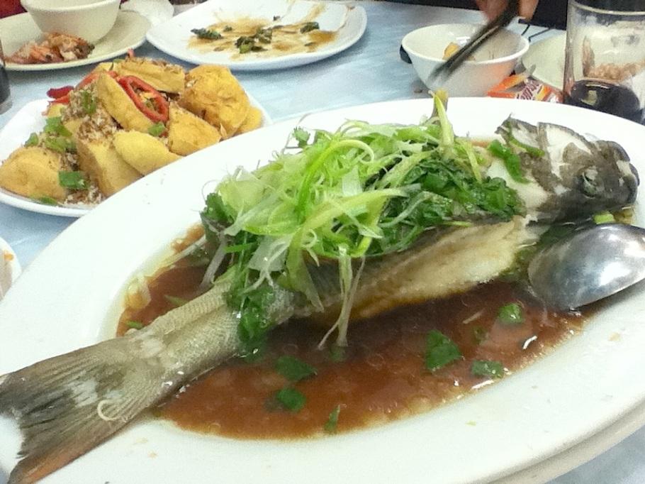 Kam Kau Kee Restaurant, Pak Sha Wan (White Sand Bay), near Sai Kung, Hong Kong - 10 Jun 2012, fotoeins.com