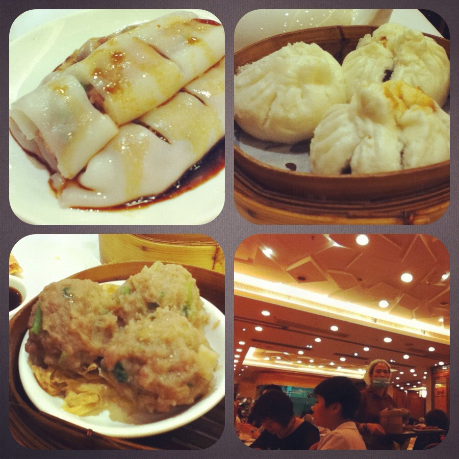 Final dim sum/yum cha in Hong Kong. West Villa, Cityplaza, Tai Koo Shing - 1 Jul 2012