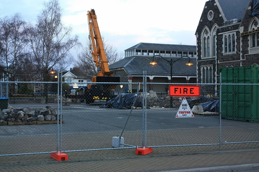 Christchurch, Canterbury, New Zealand
