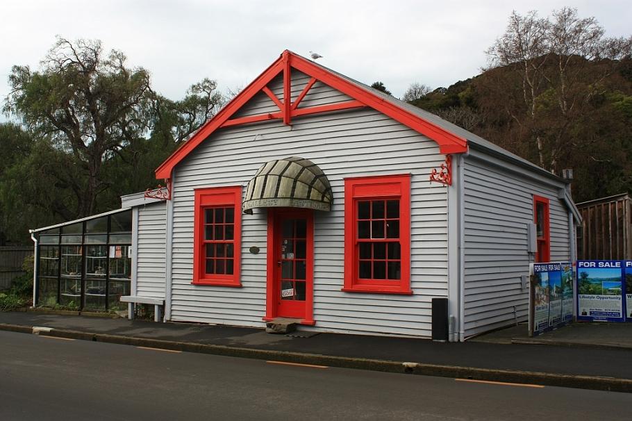 Akaroa, Canterbury, South Island, New Zealand