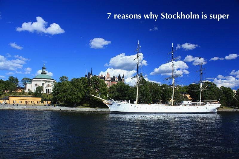 Skeppsholmen, Stockholm, Sweden, fotoeins.com