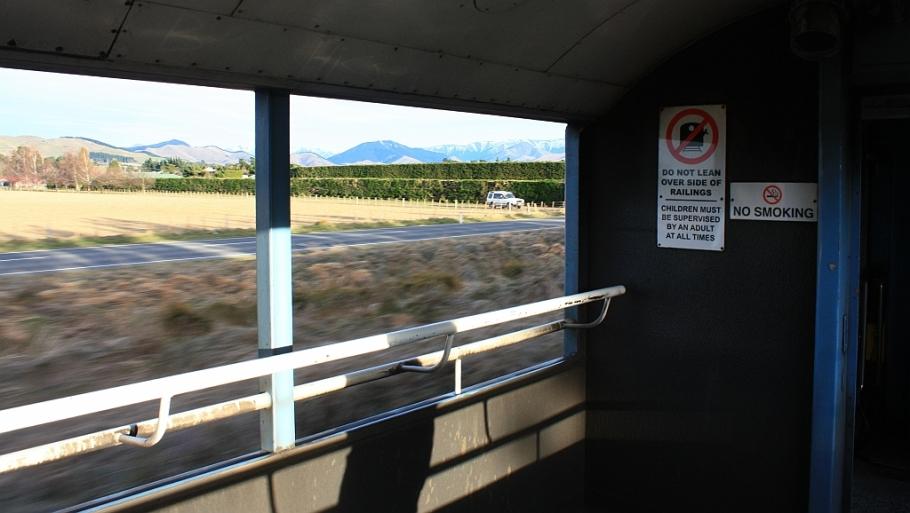 TranzAlpine train from Christchurch to Greymouth, fotoeins.com