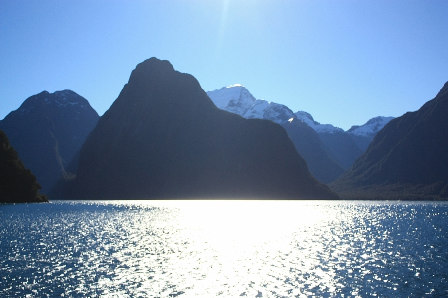 Milford Sound, Westland, South Island, New Zealand