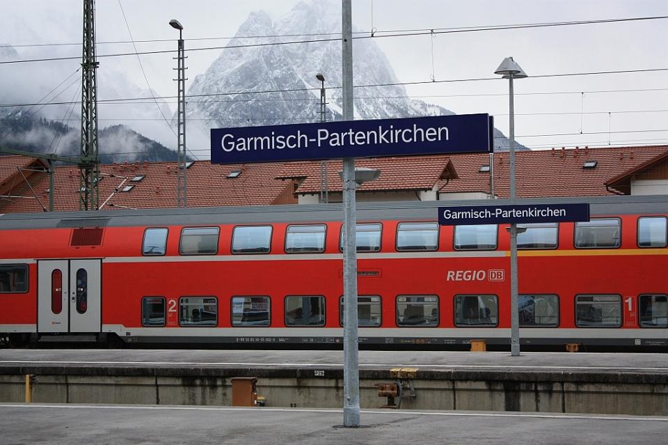 Garmisch-Partenkirchen, Oberbayern, Bavaria, Germany, fotoeins.com