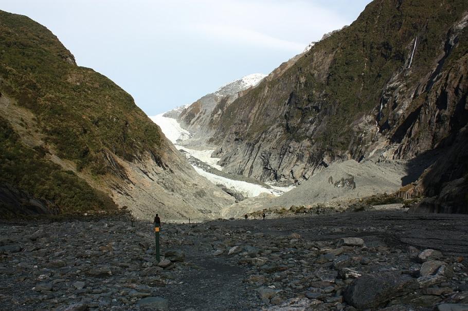 Franz Josef Glacier, Westland National Park, South Island, New Zealand