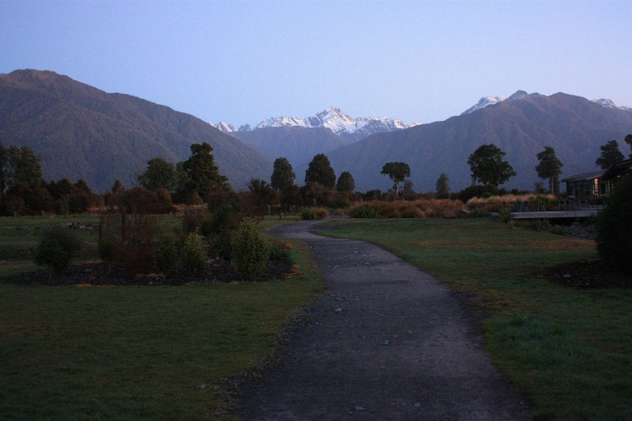 Lake Matheson, Westland National Park, West Coast, South Island, New Zealand