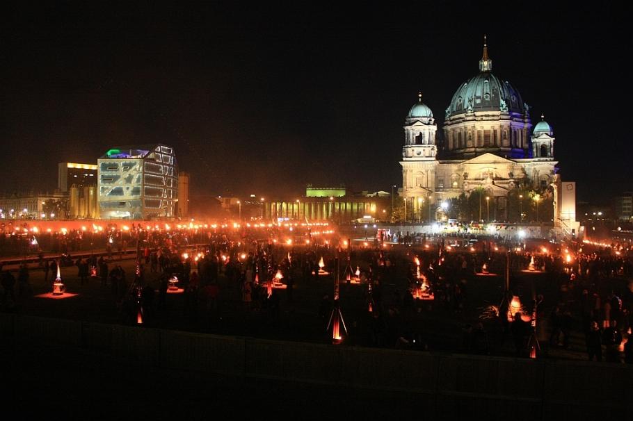 775th anniversary, Nikolaiviertel, Berlin, Germany