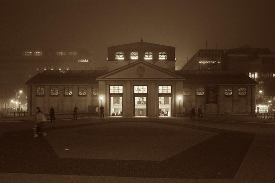 Wittenbergplatz, Berlin-Schöneberg, Germany