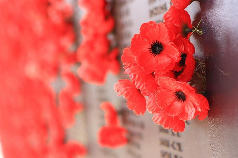 Roll of honour, east, Australian War Memorial, Canberra, ACT, Australia