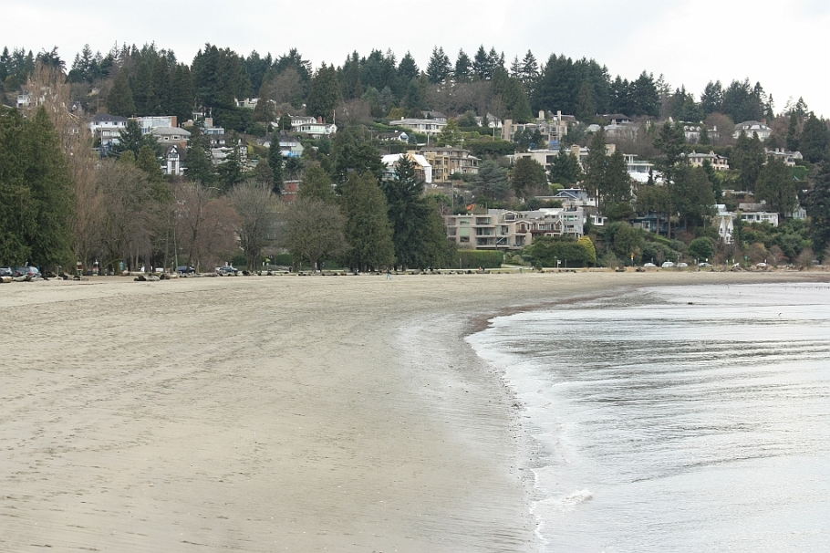 Locarno Beach, Vancouver, BC, Canada