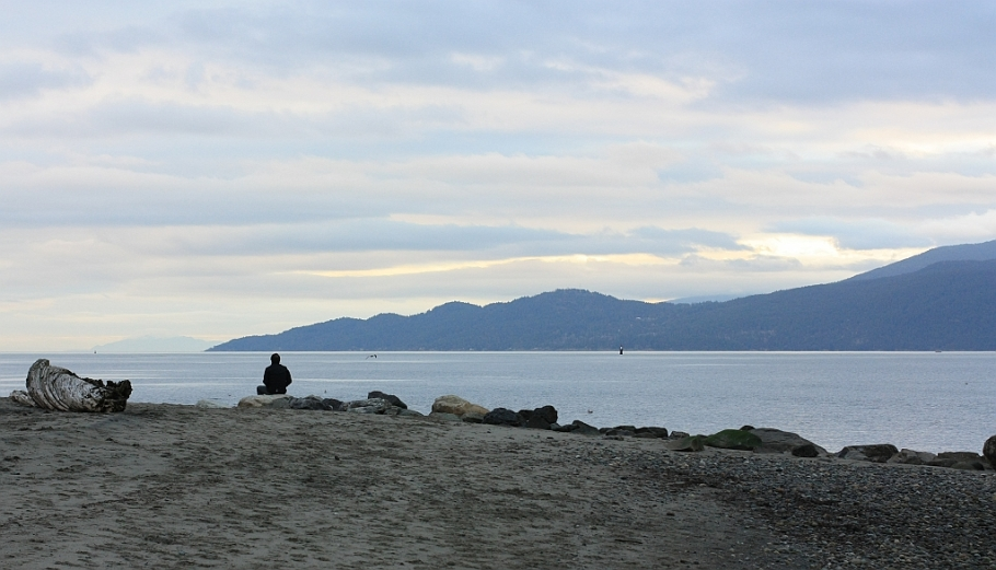 Spanish Banks, Vancouver, BC, Canada