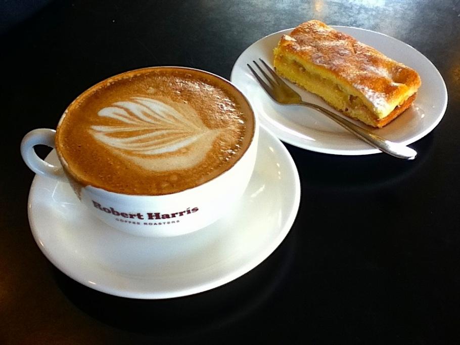 Robert Harris coffee roasters, Greymouth, South Island, New Zealand