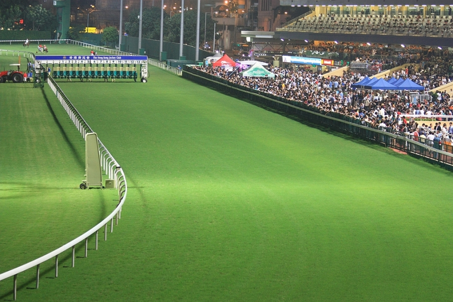 Happy Wednesday, Happy Valley Racecourse, Hong Kong Jockey Club, Hong Kong