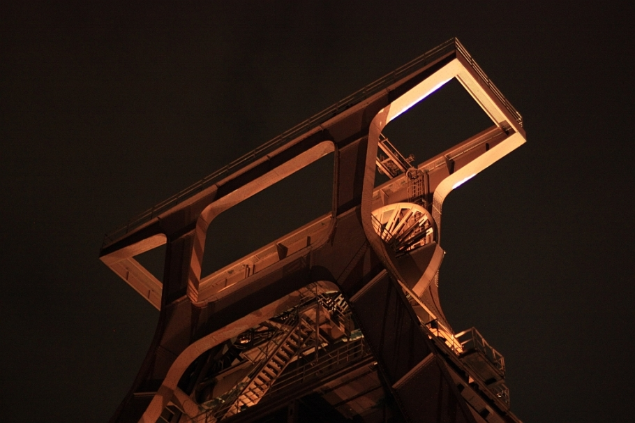 Zollverein Colliery, Essen, Germany