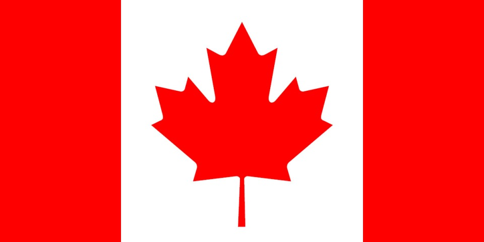 Canada flag, National flag, Canadian flag