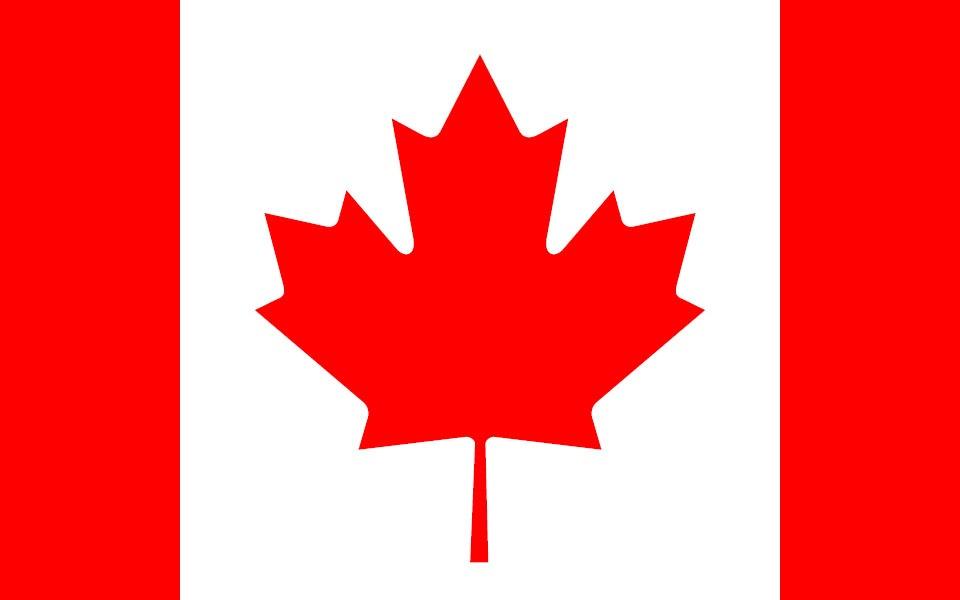 Canada flag, National flag, Canadian flag