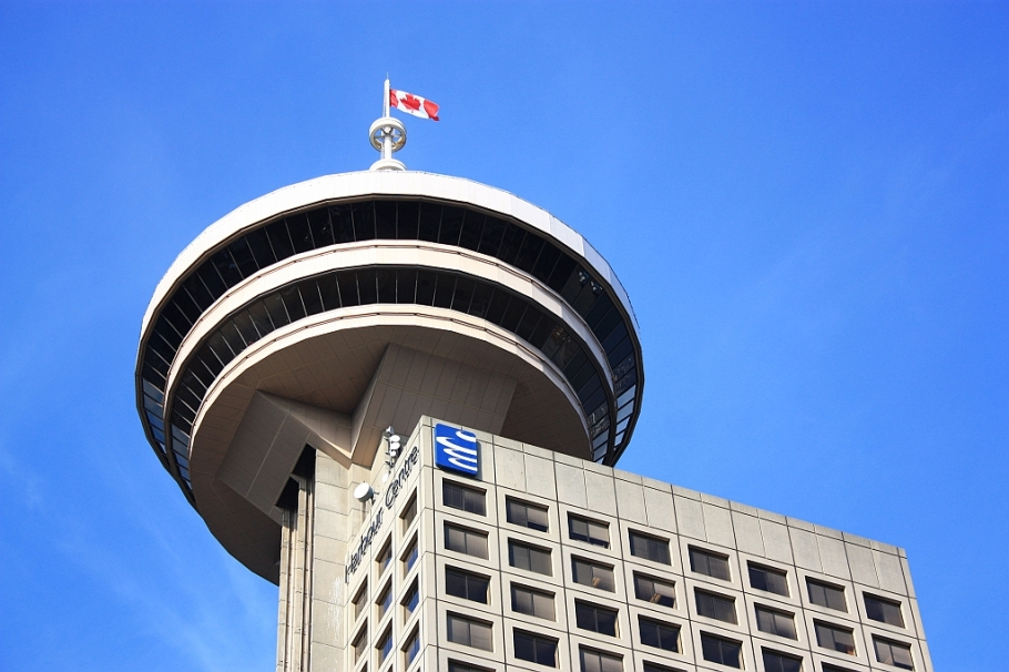 Harbour Centre, Vancouver, BC, Canada