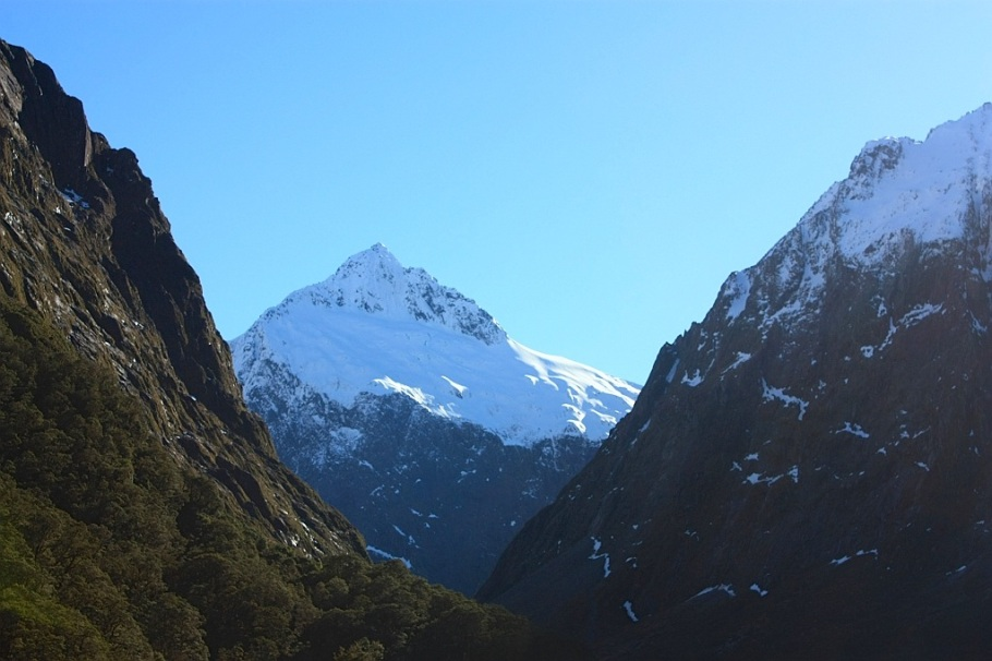 Homer Tunnel, Milford Sound Highway (SH94), Fiordland National Park, Southland, South Island, New Zealand