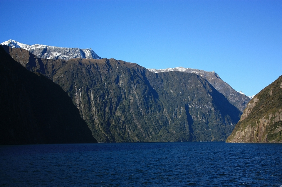 Milford Sound, Fiordland National Park, Southland, South Island, New Zealand