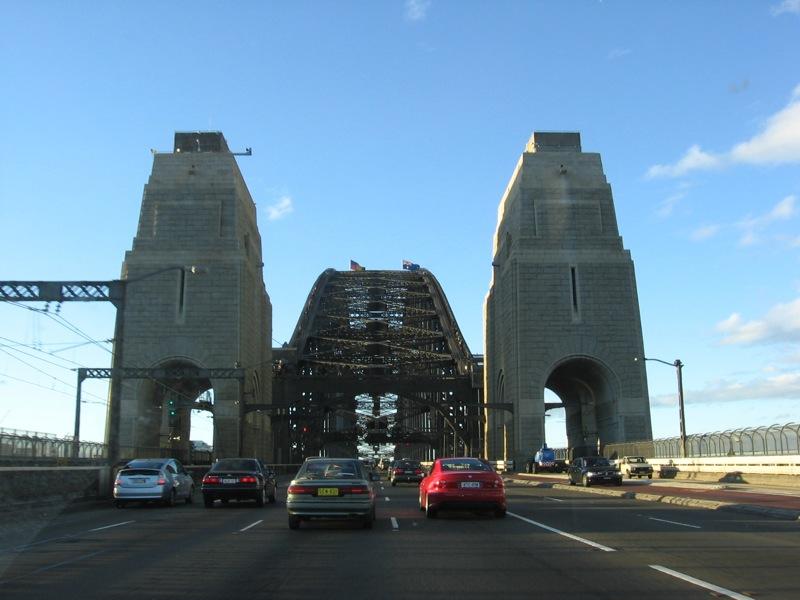 The Coathanger, Sydney Harbour Bridge, Sydney, Australia