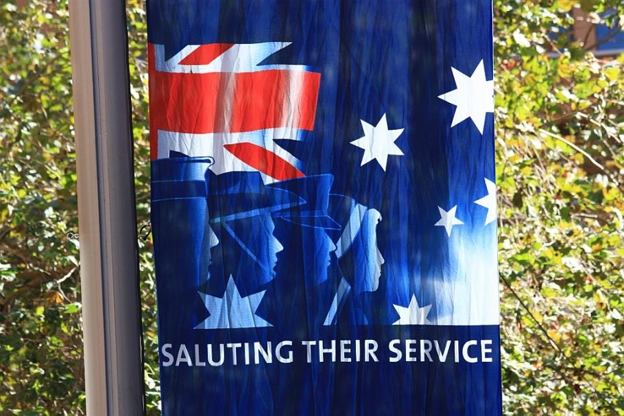 ANZAC Day, Sydney 2013