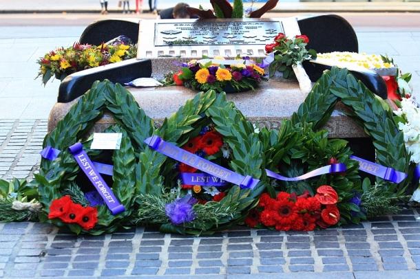 Anzac commemoration essay