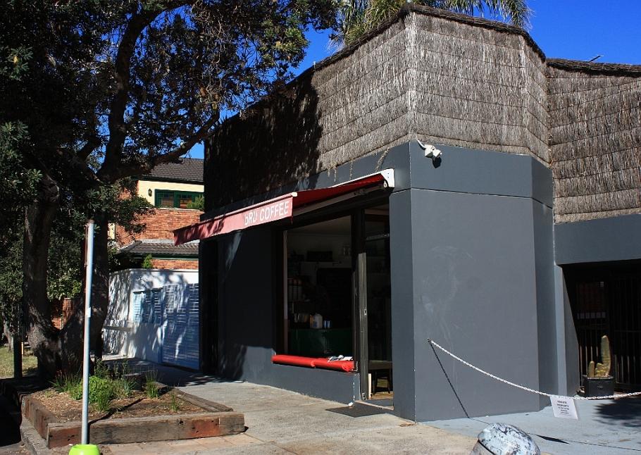bRu coffee, North Bondi, Sydney, Australia