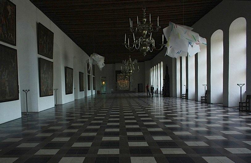 Kronborg Slot, Helsingør, Sjælland (Kronborg Castle, Elsinore, Zealand), Denmark