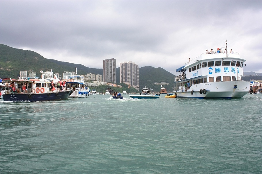 Sun Life Stanley Dragon Boat Championships : Stanley, Hong Kong