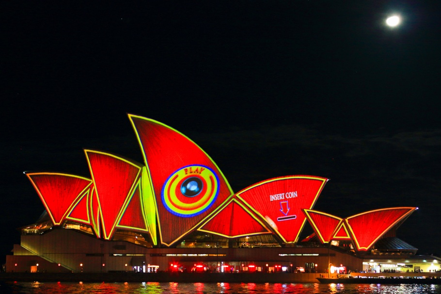 Play, Spinifex Group, Opera House, VIVID Sydney, Sydney, Australia, fotoeins.com