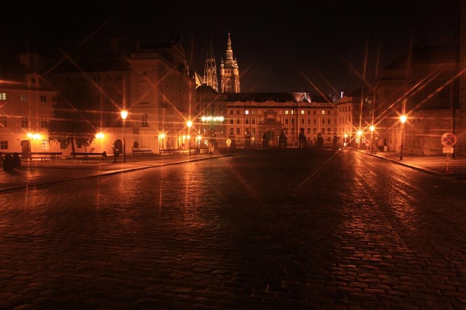 Hradčanské náměstí, Castle square, Hradčany, Prague, Praha, Czech Republic, fotoeins.com