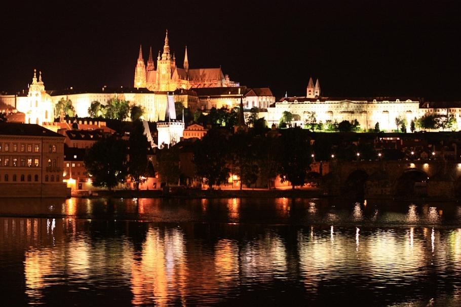 Smetanovo nábřeží, Praha