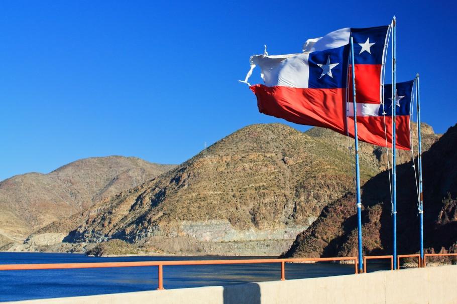 Embalse Puclaro, Puclaro, Rio Elqui, Elqui river, Region de Coquimbo, La Serena, Chile, fotoeins.com